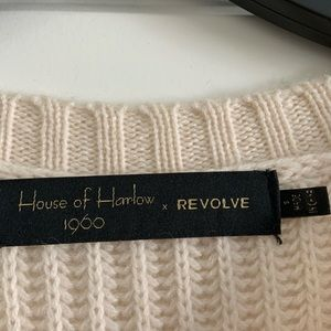 House of Harlow 1960 Sweaters - House of Harlow 1960 X Revolve Quinn Sweater Small